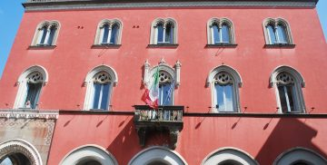 palazzo del Comune di Campagnano di Roma