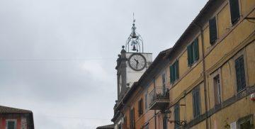 torre orologio campagnano
