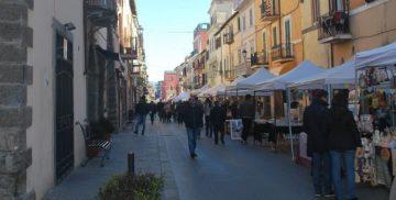 la fiera di San Marco a Campagnano