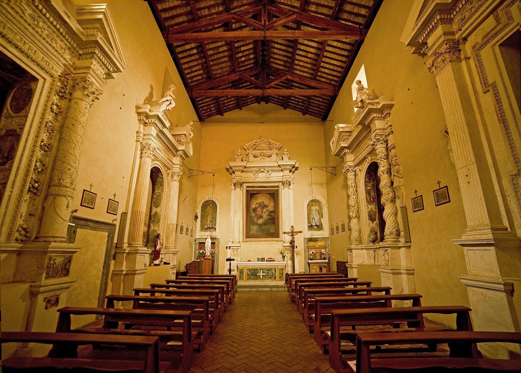 Chiesa del Gonfalone a Campagnano di Roma