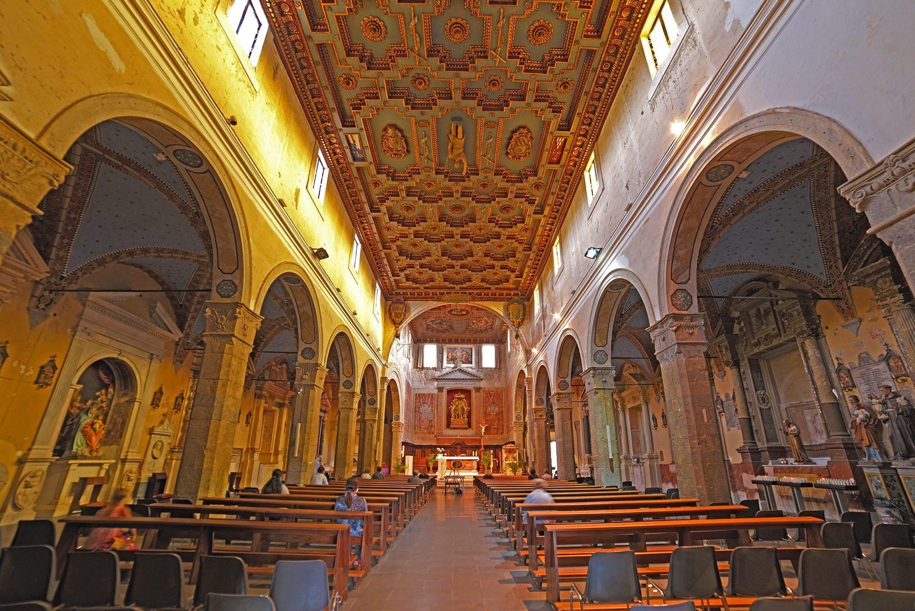 Chiesa di San Giovanni Battista a Campagnano