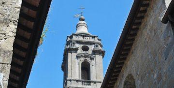 campanile della chiesa san giovanni battista