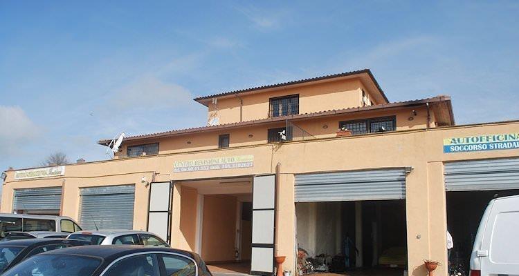 Autodemolizione e centro revisioni Monteleone Campagnano