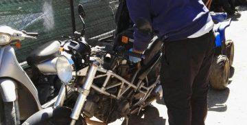 Officina moto di Massimo Veltri
