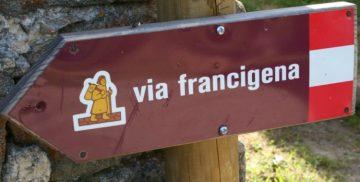 via francigena campagnano di roma