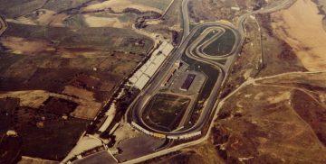 autodromo vallelunga moderno