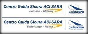 Centro guida sicura ACI-Sara a Vallelunga