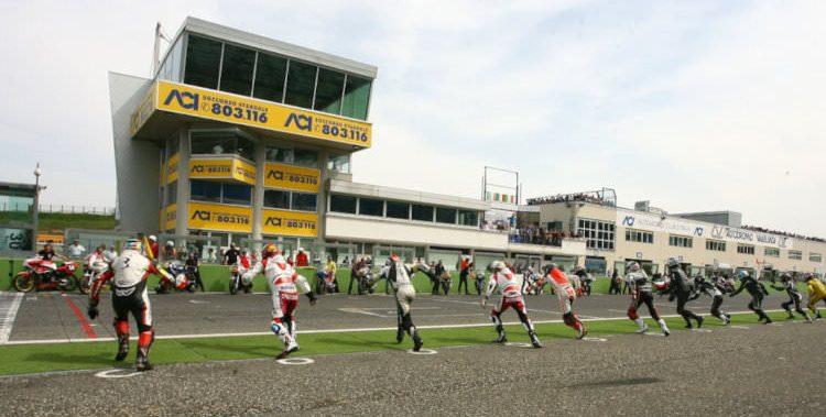 Campionato Italiano Vintage Endurance di motociclismo a Vallelunga