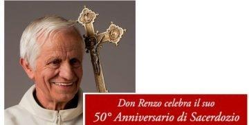 Mons. Renzo Tanturli, Parroco di Campagnano di Roma e Vicario Generale della Diocesi di Civita Castellana