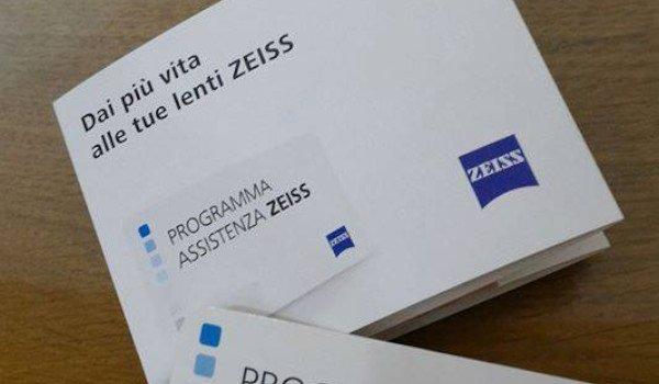 Lenti Zeiss fotocromatiche al prezzo delle lenti bianche!