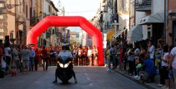 La partenza della Campagnano Vallelunga Race 2017