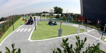 Baby driving vallelunga archivi vivi campagnano for Arredamento baby parking