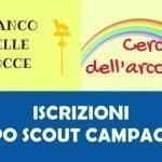Iscrizioni Gruppo Scout di Campagnano 2018-2019