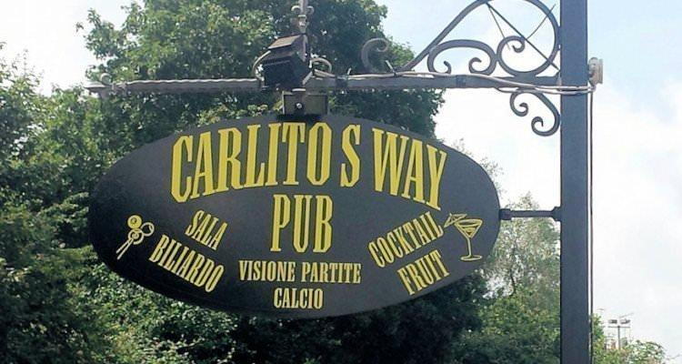 Pub Carlito's Way