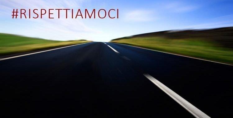 #Rispettiamoci - manifestazione per la sicurezza stradale all'autodromo di Vallelunga