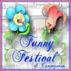 Logo del Funny Festival a Campagnano di Roma