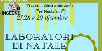 Laboratori di Natale per bambini a Campagnano di Roma