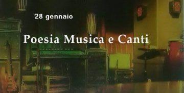 """Spettacolo teatrale """"Poesia Musica e Canti"""" a Campagnano di Roma"""