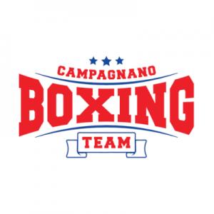 Logo della ASD Campagnano Boxing Team di Michele Carpinelli a Campagnano di Roma