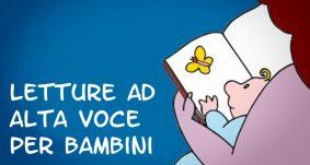 30 maggio 2019 – Letture ad alta voce per bambini