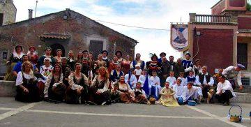 Festa del Baccanale a Campagnano di Roma