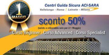 corsi di guida sicura presso Autodromo di Vallelunga