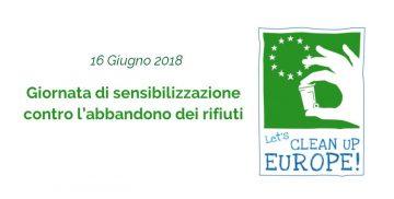 Iniziativa contro l'abbandono dei rifiuti a Campagnano di Roma