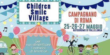 Children Smile Village a Campagnano di Roma