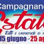 15 giugno - 25 agosto 2018 - Campagnano Estate