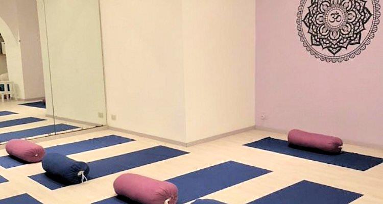Scuola di Yoga Equilibrio a Campagnano di Roma