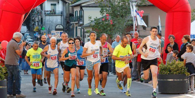 Staffetta del Campanile di running