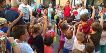 Festa dei Patroni 2018 a Campagnano di Roma - Corse al Corso