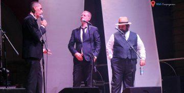 I Neri per Caso in concerto alla Festa dei Patroni 2018 a Campagnano di Roma
