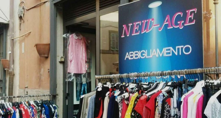 Abbigliamento New Age