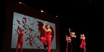 Saggio 2019 della scuola di danza Dancing Timedi Sasha Casini a Campagnano di Roma