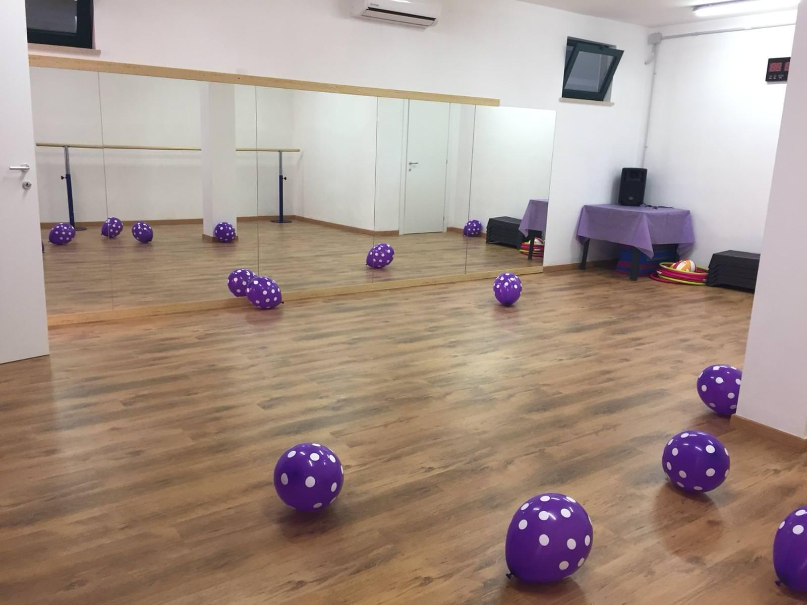 Scuola di danza Dancing Time a Campagnano di Roma