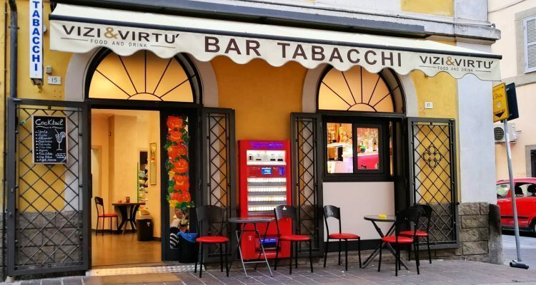 Bar Vizi e Virtù a Campagnano