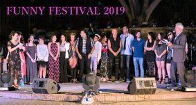 Aperte le iscrizioni al Funny Festival 2019