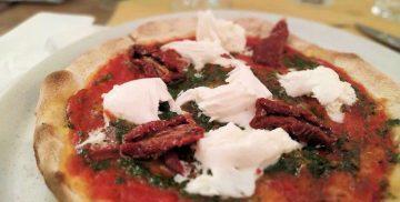 Pizzeria Panuozzeria Salernitana a Campagnano di Roma