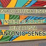 12-31 gennaio 2019 - Mostra di pittura di Antonio Senes