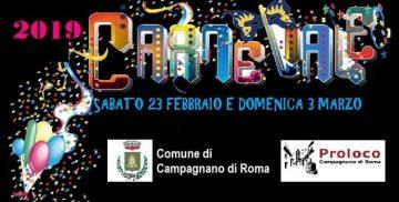 Carnevale 2019 a Campagnano di Roma