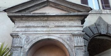 Piazza Fontana Secca a Campagnano di Roma