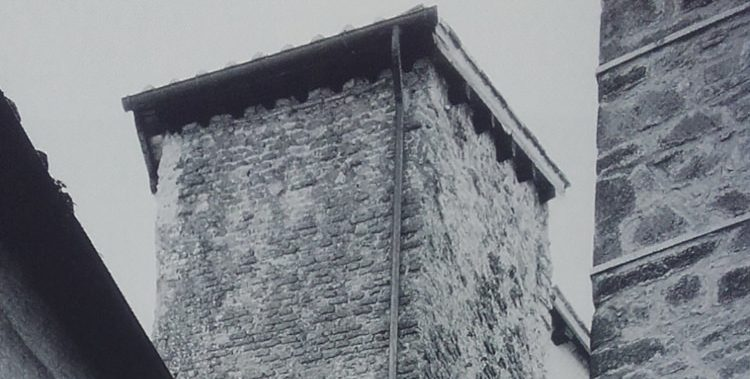 Torre antica a Campagnano di Roma