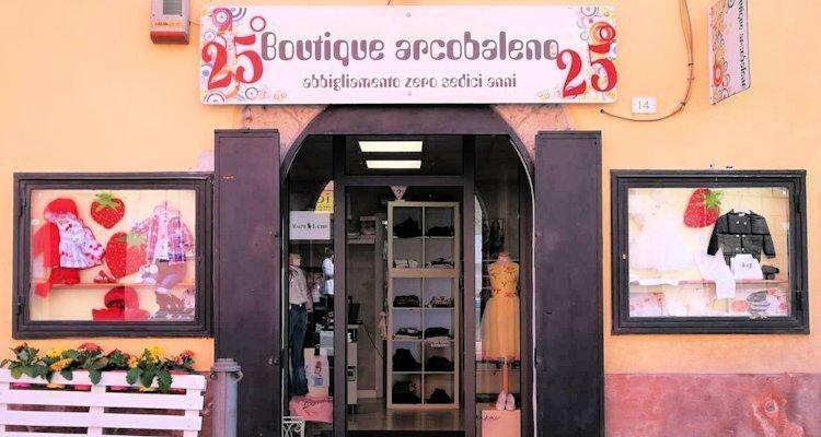 Abbigliamento Boutique Arcobaleno a Campagnano di Roma