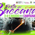 3 - 5 maggio 2019 - Festa del Baccanale a Campagnano