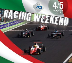 ACI Racing Weekend 2019 all'Autodromo di Vallelunga