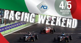 4-5 maggio 2019 – Aci Racing Weekend a Vallelunga