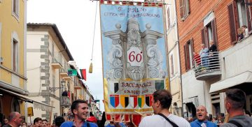 La Festa del Baccanale a Campagnano di Roma