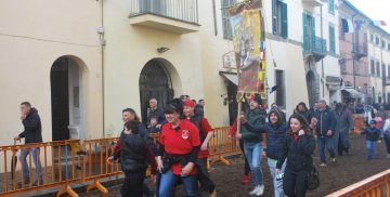 Il Palio delle Contrade della Festa del Baccanale 2019 a Campagnano di Roma