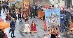 Baccanale 2019: le foto della sfilata di domenica 5 maggio